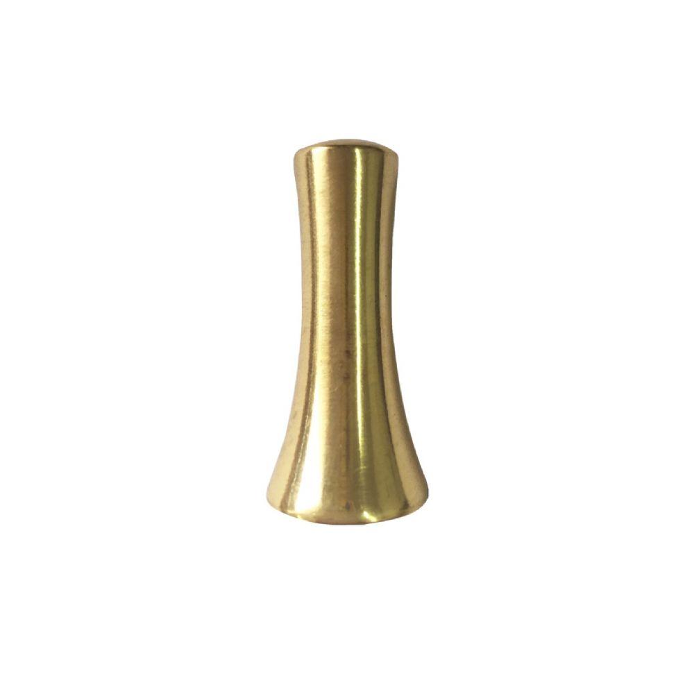 Brass Trumpet Blind Cord Pull End Weight Solid Brass Brassware